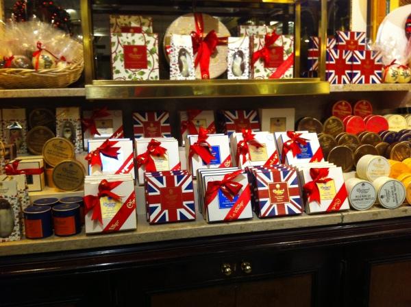 London Chocolate