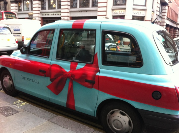 Tiffany Cab