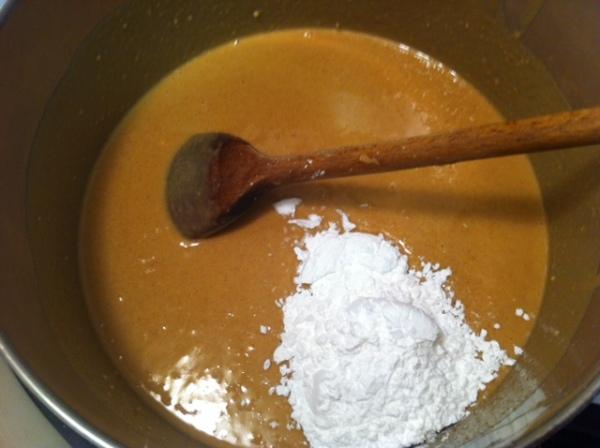 Powdered Sugar