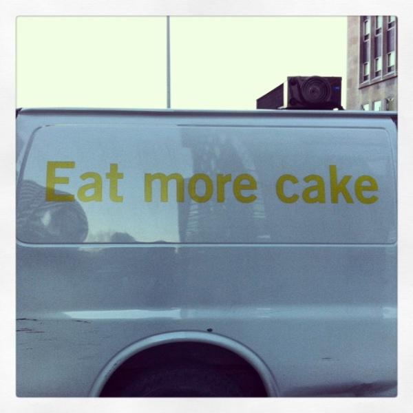 Eat More Cake