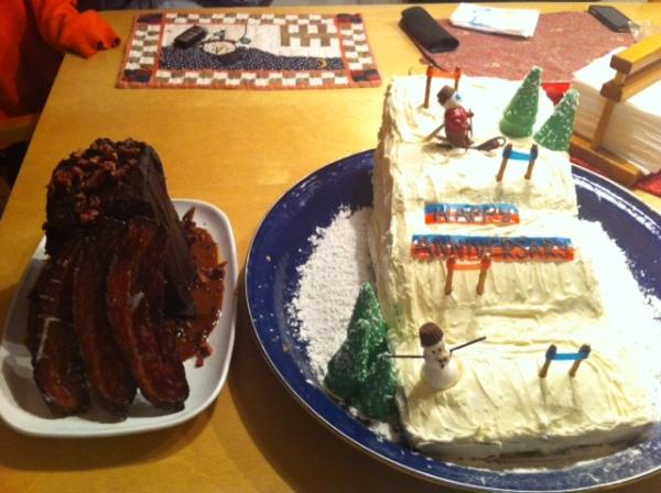 Baking Anniversary