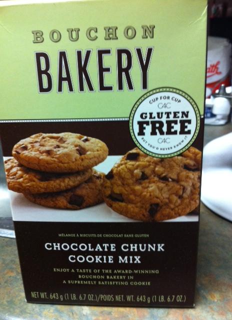 Gluten Free Cookie Batter