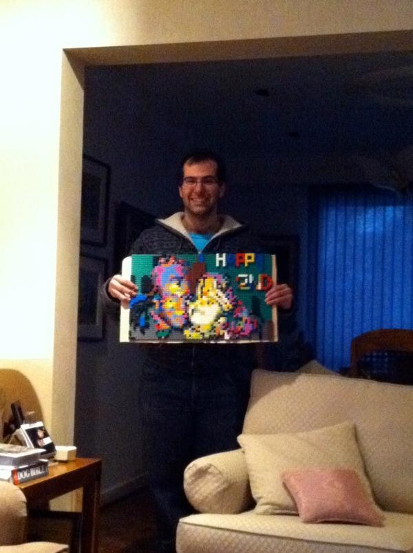 Lego Anniversary
