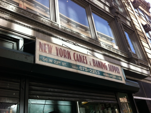 NY Cakes & Baking Supplies
