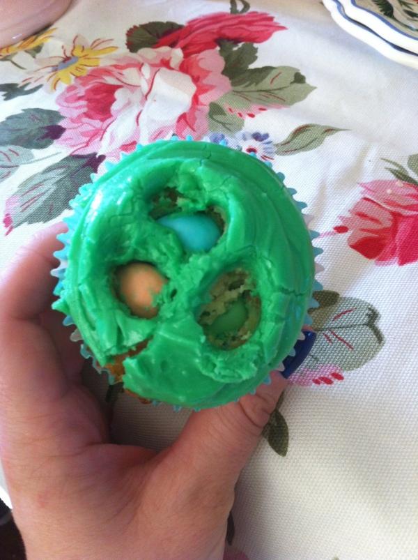 Mangled Cupcake
