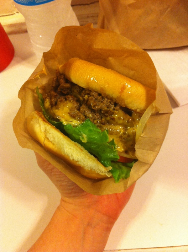 Burger's Priest