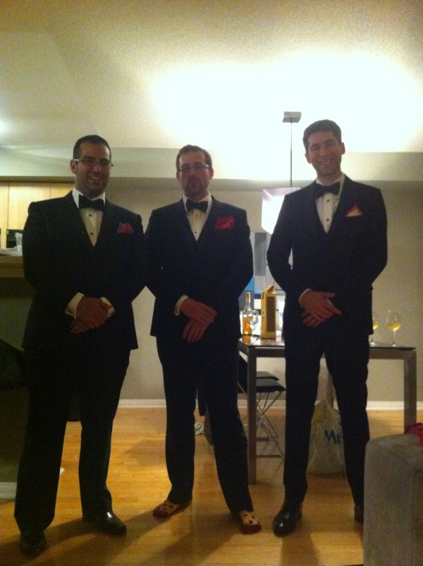 Boys in Tuxes