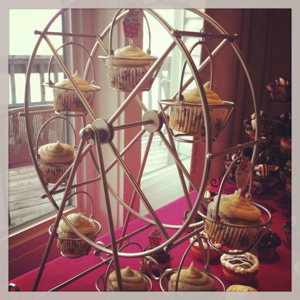 Gluten Free Chai Cupcakes