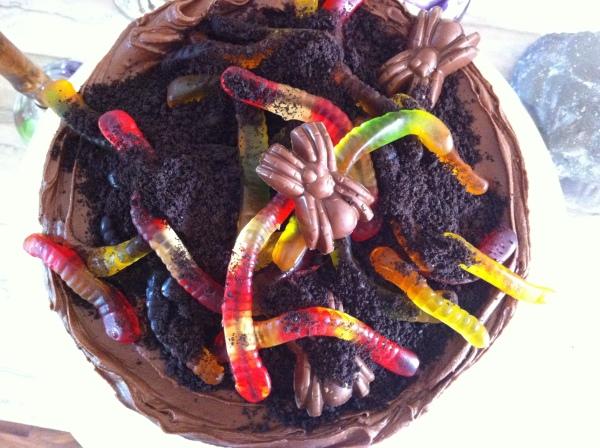 Worms N'Dirt