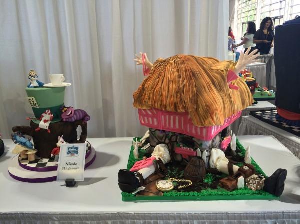 Giant Alice Cake