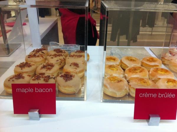 Maple Bacon and Crème Brûlée