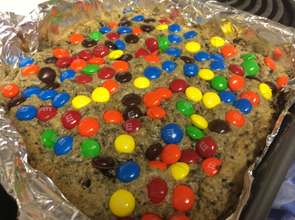 M&Ms Layer