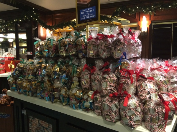 Bags of Chocolate