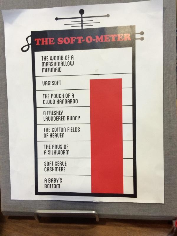 Softness Scale
