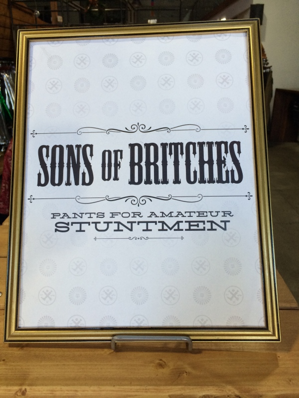 Sons of Britches