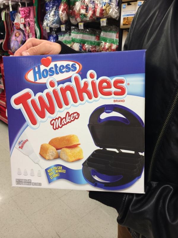 Twinkie Maker