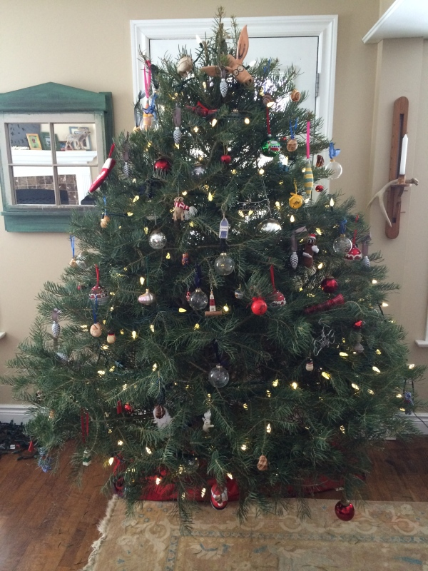 Dad's Tree