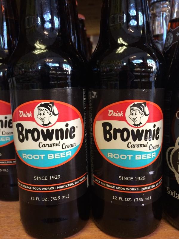Brownie Beer