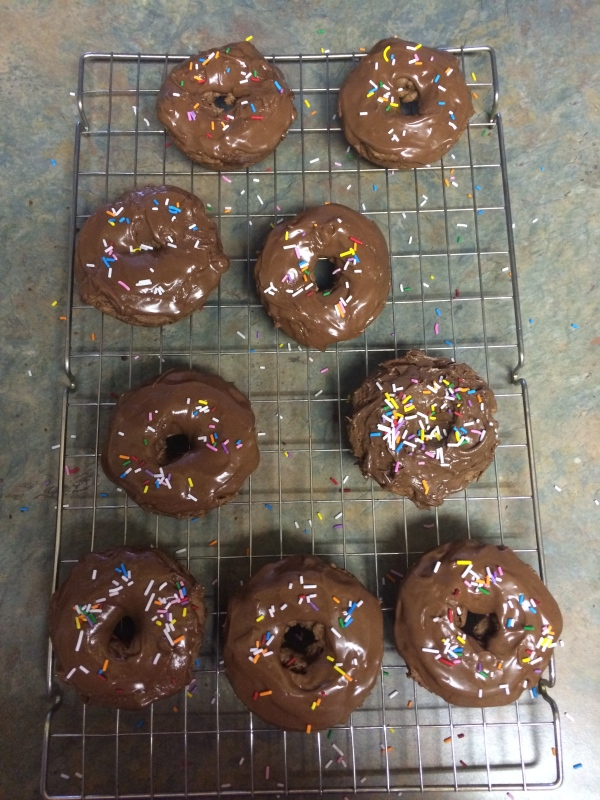 Nutella Donuts