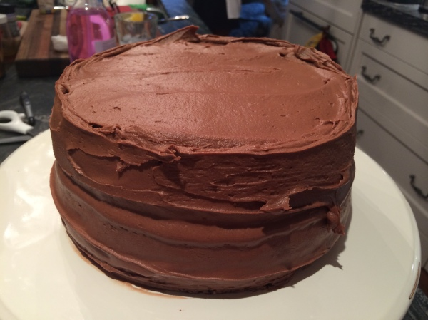 Bailey's Cake