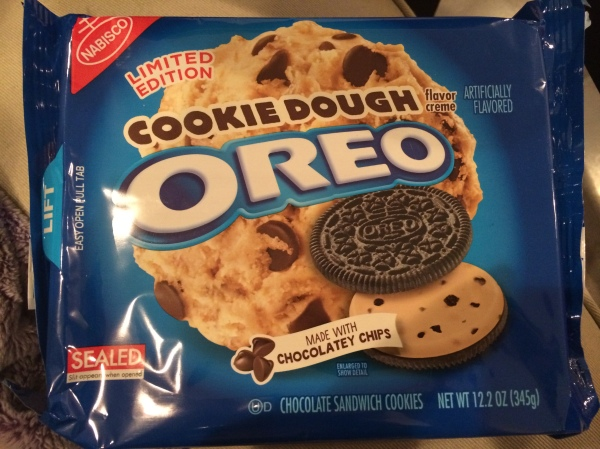 Cookie Dough Oreos