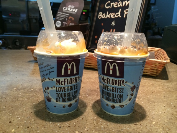 McFlurries