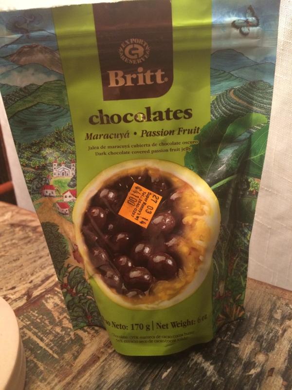 Chocolate Passionfruit