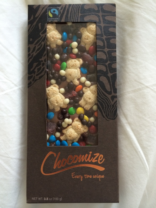 Candy Chocolate Bar