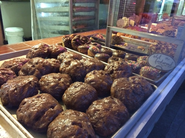 Fresh Apple Fritters