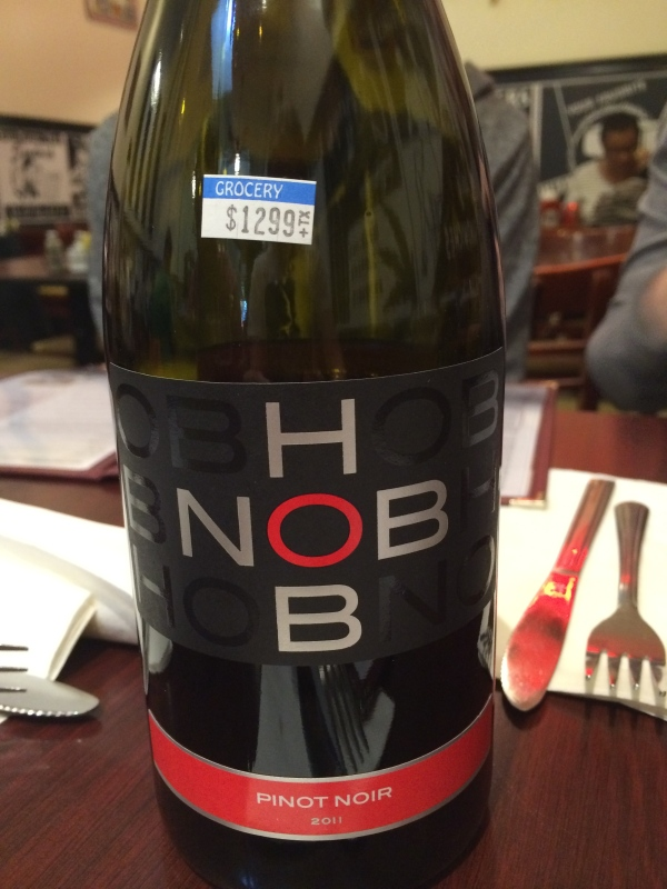 Hob Nob