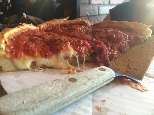 Patxi's Deep Dish Pizza