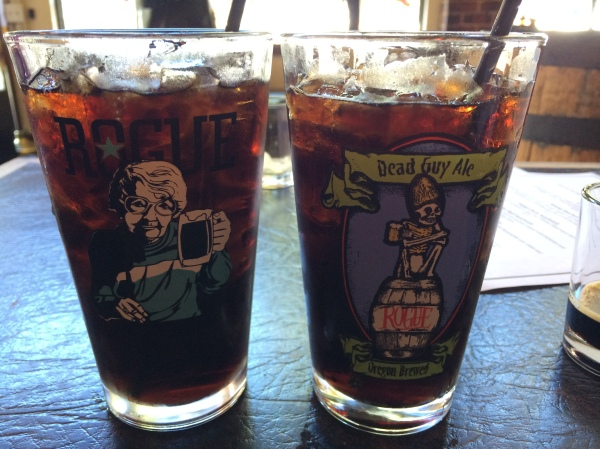 Toasted Root Beer