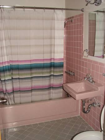 Pink Sink