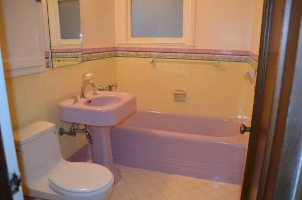 Pink Tub