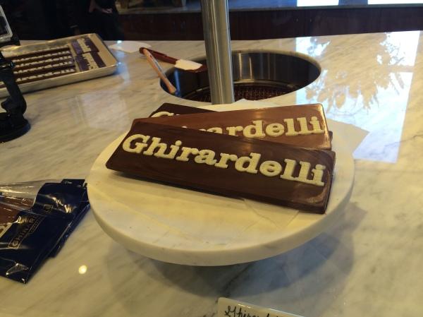 Ghirardelli Bar