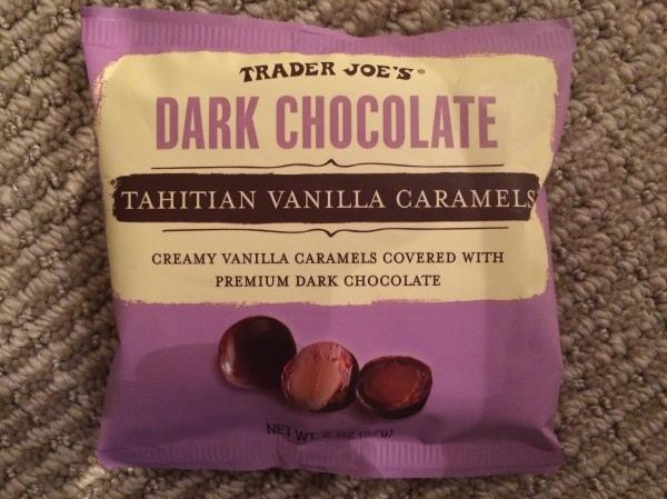 Tahitian Vanilla Caramels