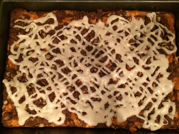 Ginger bread Pumpkin Bars