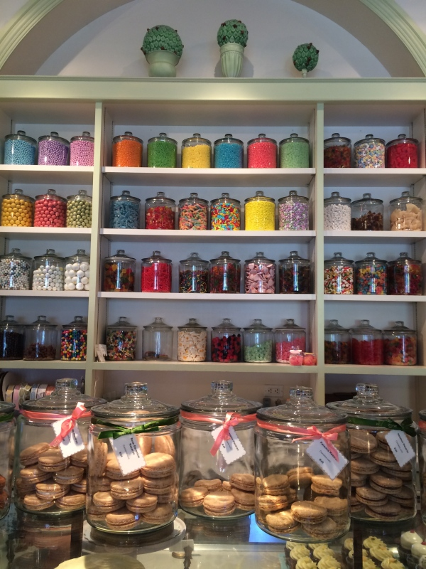 Candy Wall