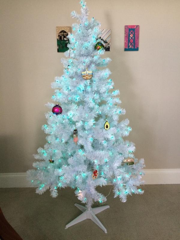 Few Decorations