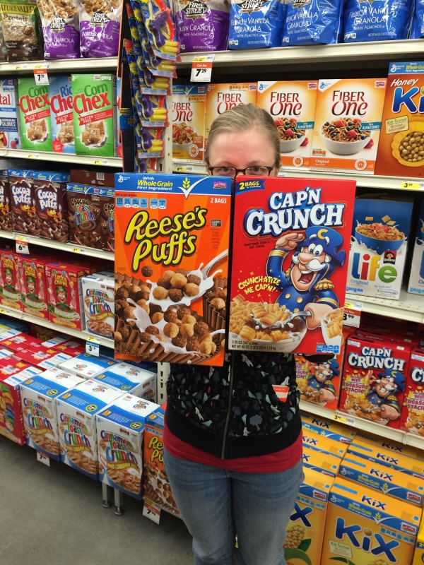 Giant Cereal