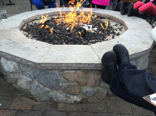 Heavenly-Fire Pit
