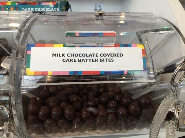 Cake Batter Bites