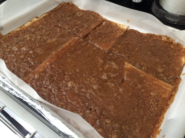 Baked Toffee