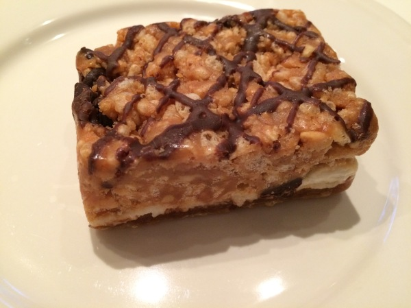 Peanut Butter Crispy Bar