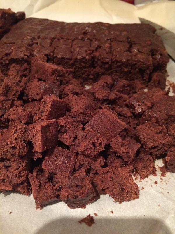 Brownie Bits