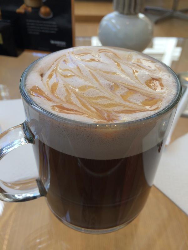 Caramel Truffle Latte