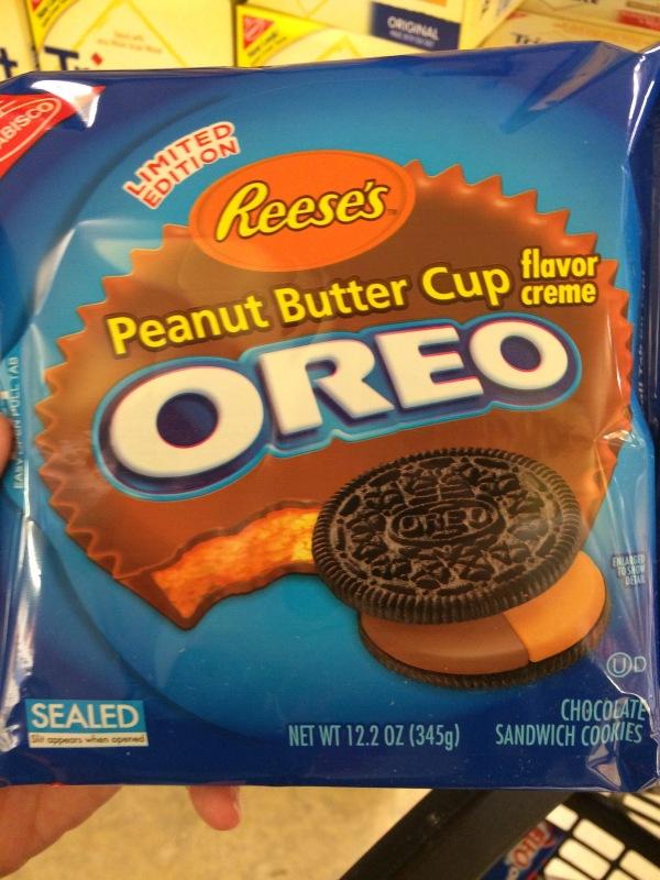 Reese's Oreos