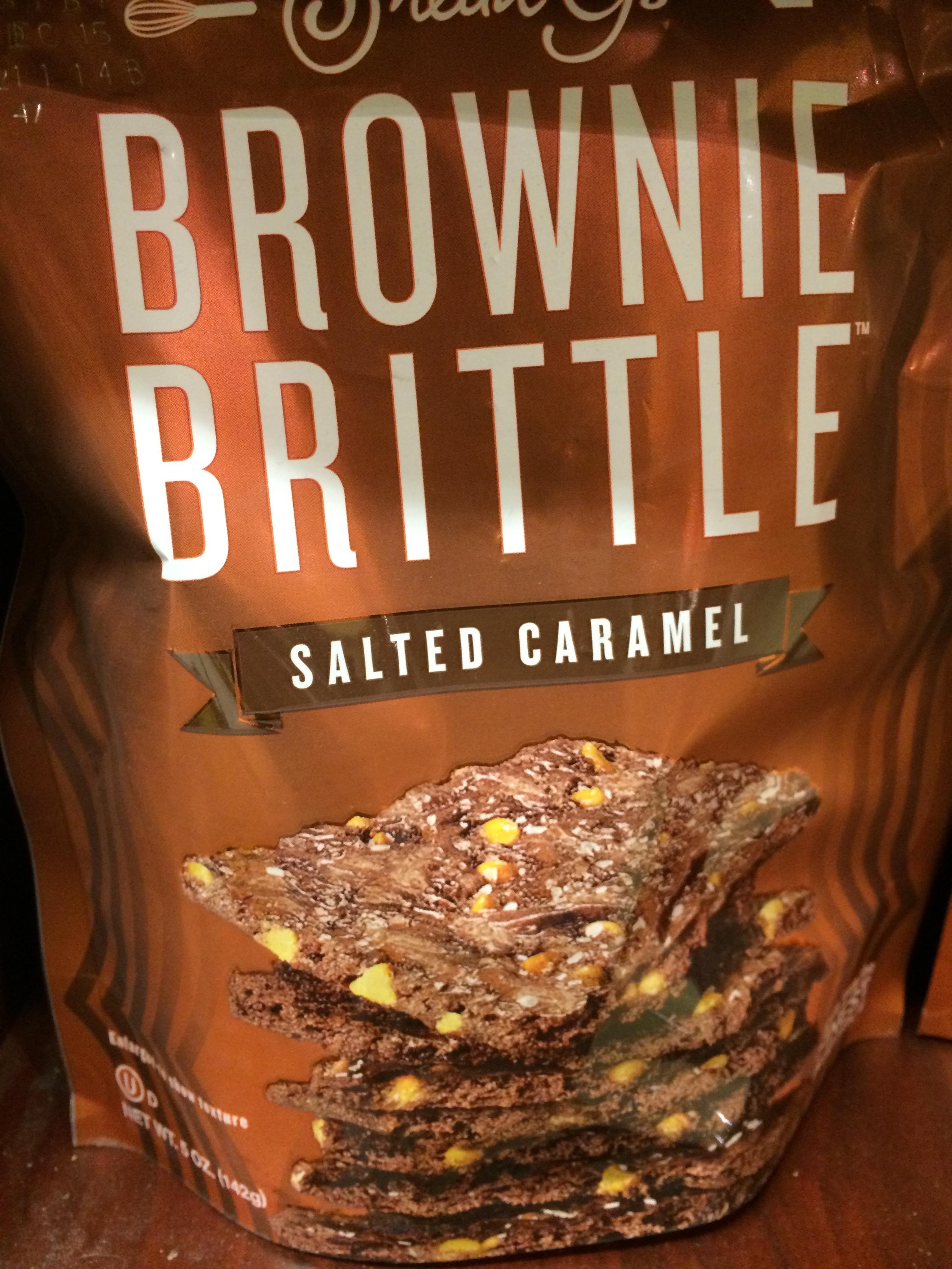 Brownie Brittle, Candy & Ice Cream