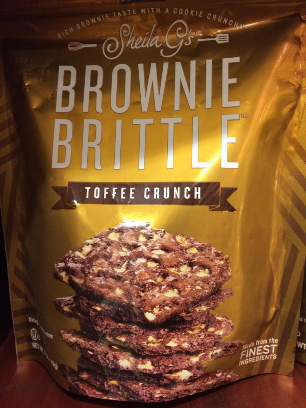 Toffee Brownie Brittle