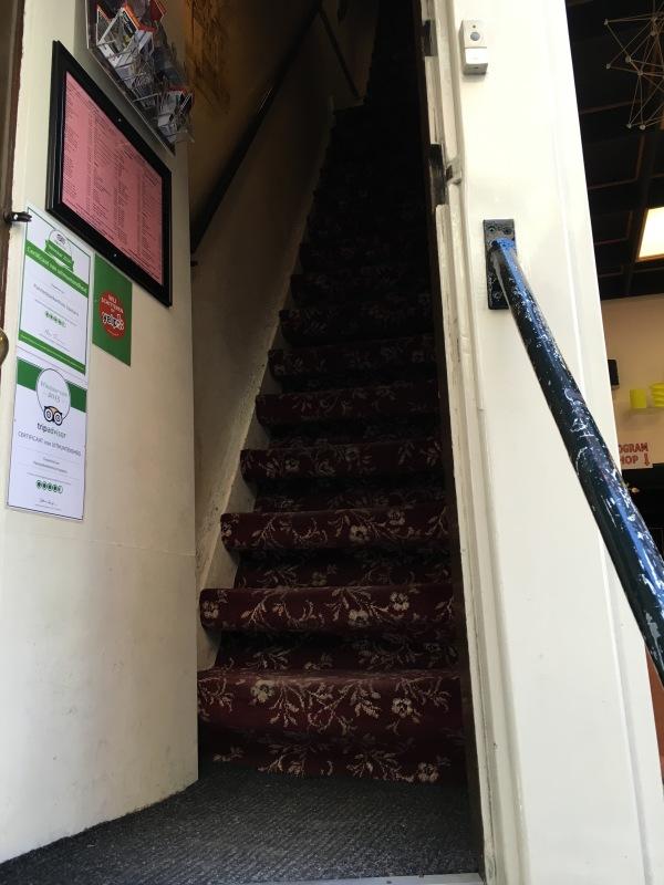 Pannenkoekenhuis Upstairs